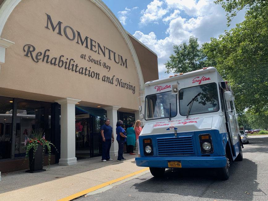Ice Cream Day at Momentum