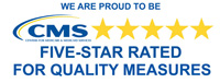 CMS Five Star rated facility